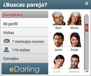 Relaciones Madrid con eDarling